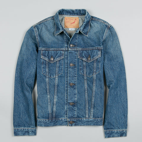 60S DENIM JACKET USED