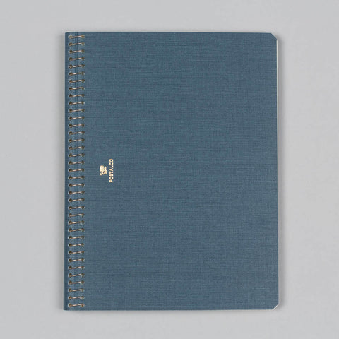 NOTEBOOK A5 DARK BLUE