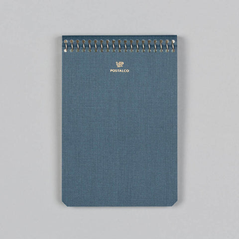 NOTEBOOK A6 DARK BLUE