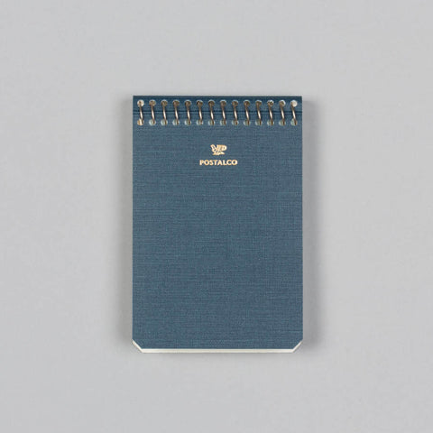 NOTEBOOK A7 DARK BLUE