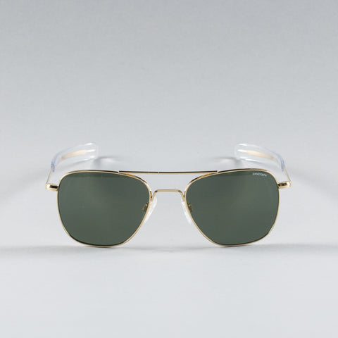 AVIATOR 23K GOLD PLATED/AGX LENS