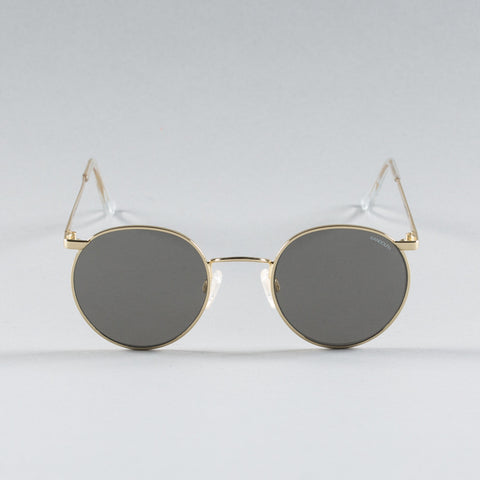 P3 23K GOLD PLATED/GRAY LENS 49mm