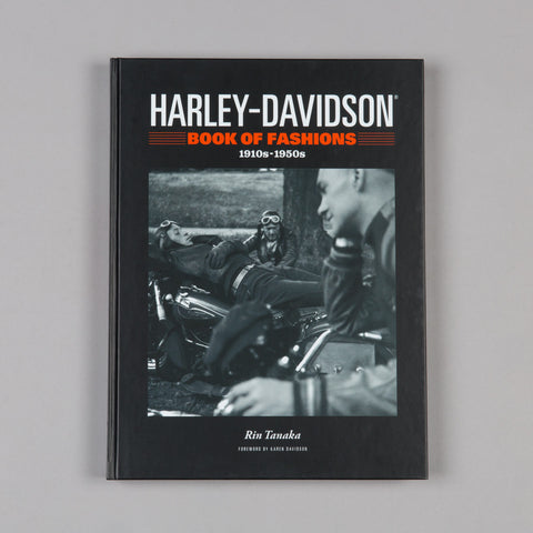 HARLEY-DAVIDSON BOOK OF FASHIONS: 1910s-1950s