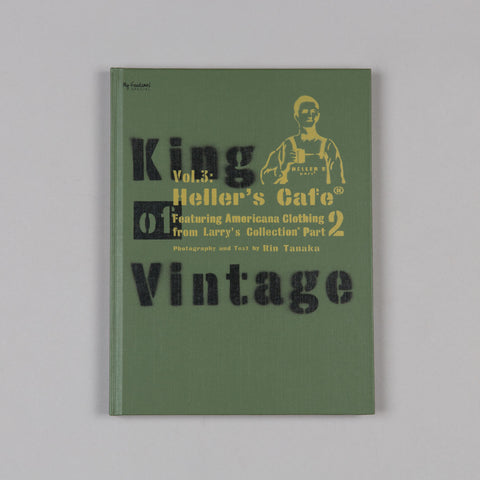 KING OF VINTAGE VOL.3: HELLER'S CAFE PART II