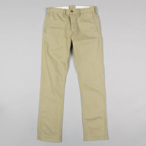 SLIM-FIT CHINO GURKHA
