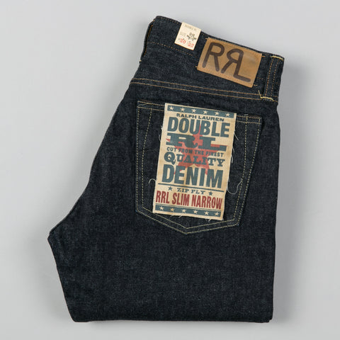SLIM NARROW JEAN RINSE WASH