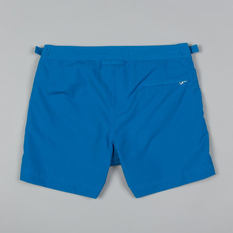 SETTER SHORT LENGTH SWIM SHORT DIVE BLUE