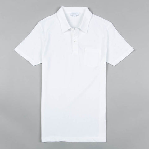 RIVIERA POLO WHITE