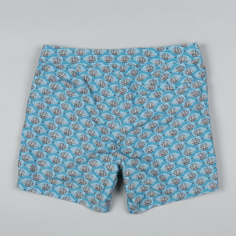 SWIM SHORT LIBERTY PRINT