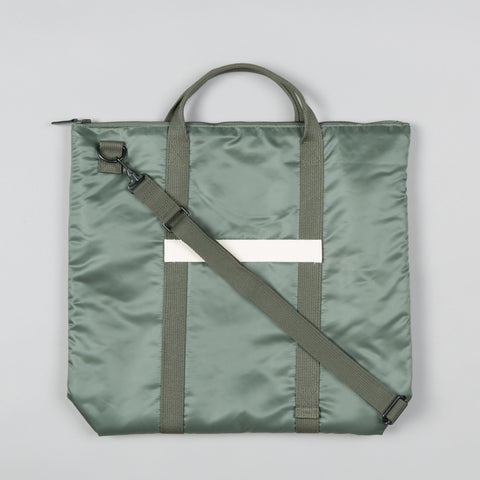 HELMET BAG SAGE GREEN