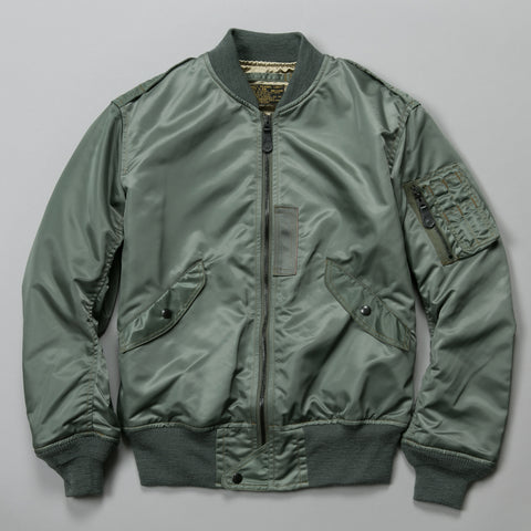 TYPE L-2B FLIGHT JACKET SAGE