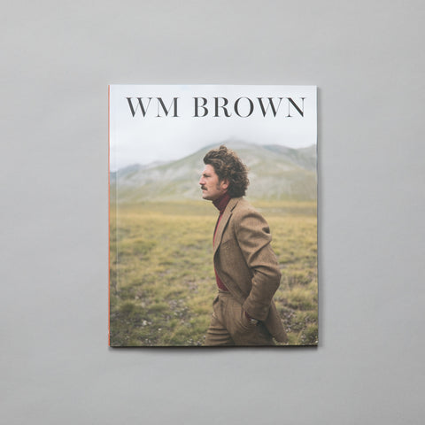 WM BROWN ISSUE 01 FALL 2018