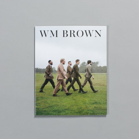 WM BROWN ISSUE 03 FALL 2019