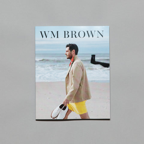 WM BROWN ISSUE 05 SUMMER 2020