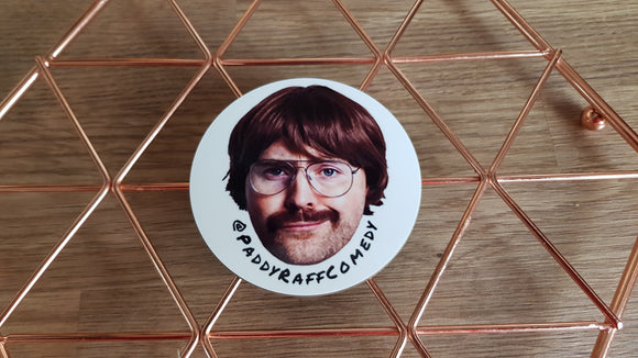 Paddy Raff Nigel Coaster