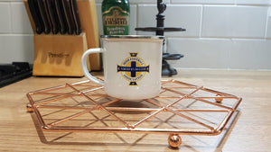 Northern Ireland IFA Camper Mug