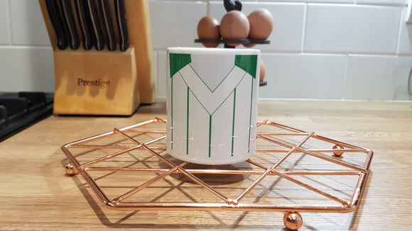 Northern Ireland Away 1982 Mug