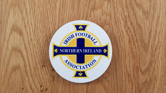 Northern Ireland IFA Coaster