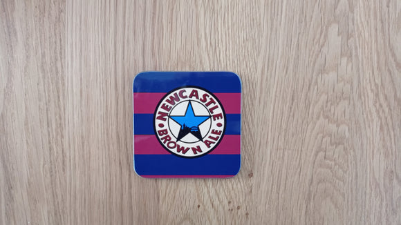Newcastle 1996 Away Coaster