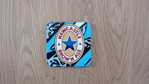 Newcastle 1995 Home GK Coaster