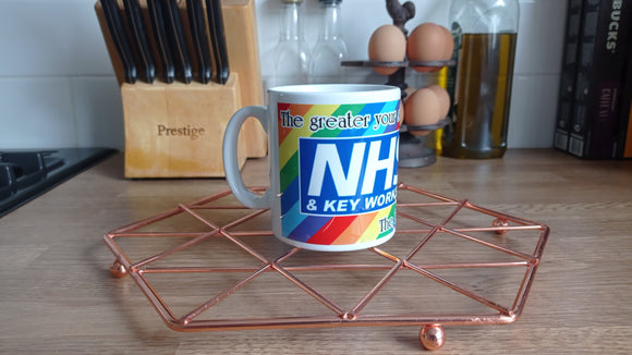 NHS & Key Worker Mug