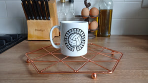 Against Modern Football Mug