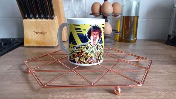 David Luiz Modern In Retro Mug