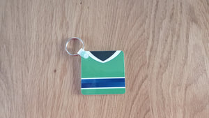 Northern Ireland 2016 Home Key Ring