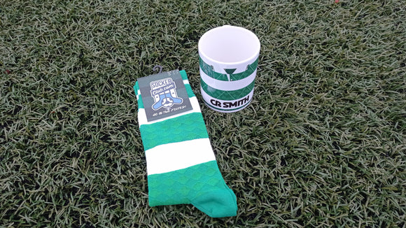 Celtic Retro Socks