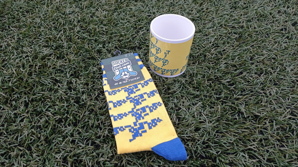 Leeds Retro Socks