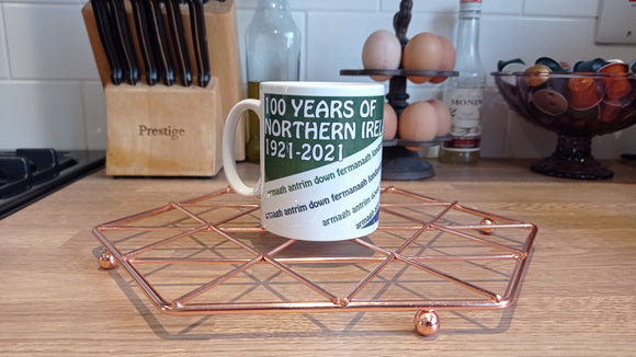 Northern Ireland Centenary Mug