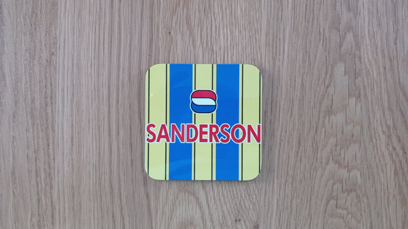 Southampton 1995 Away Coaster