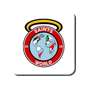 Saints World Coaster