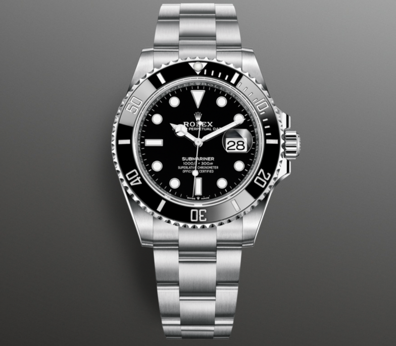 Rolex Submariner - 41mm - 2020