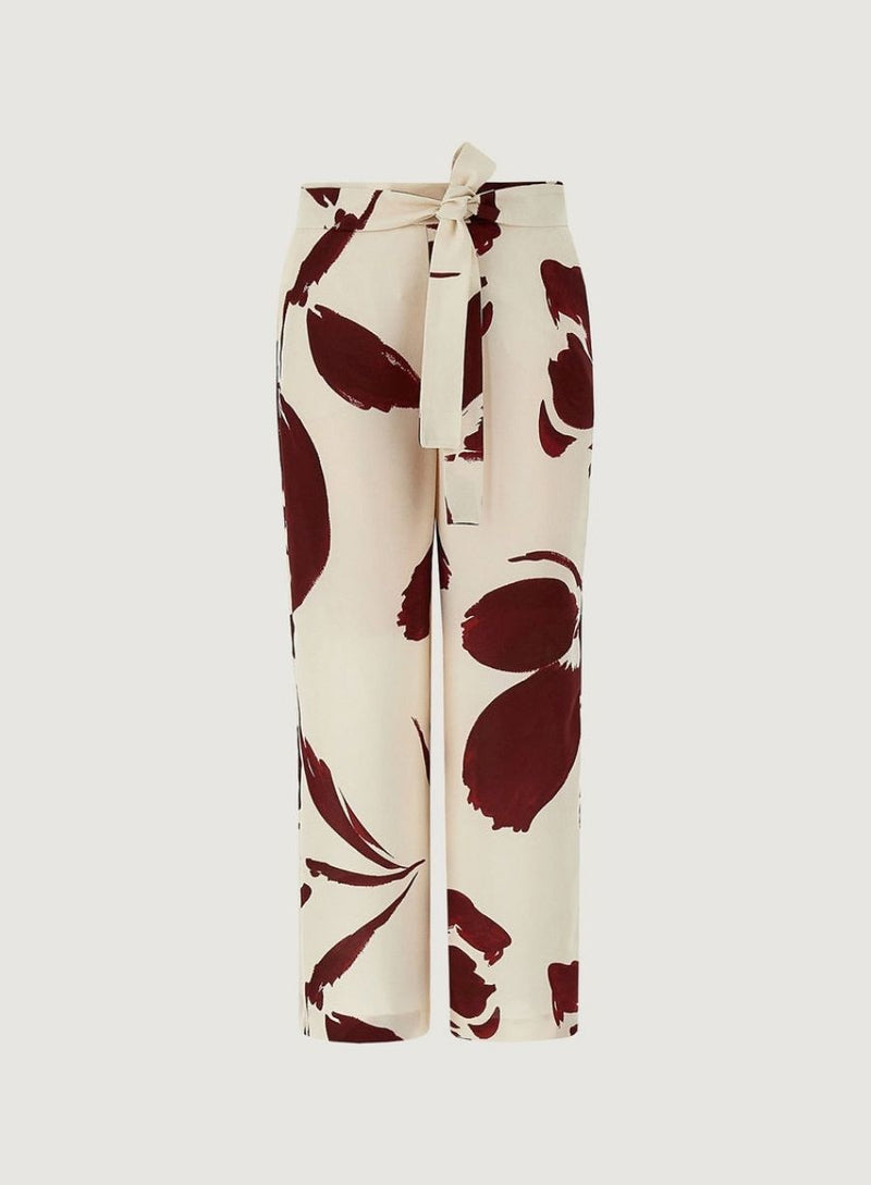 MARELLA Patterned Trousers