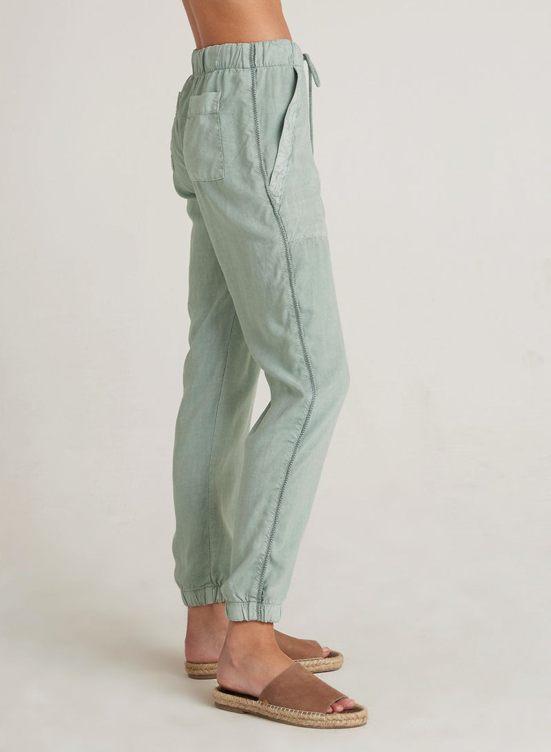 BELLA DAHL Trimmed Side Seam Jogger