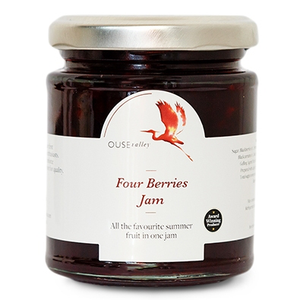 Four Berries Jam