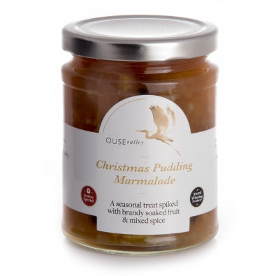 Christmas Pudding Marmalade
