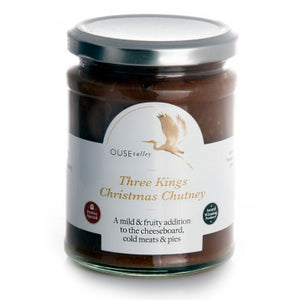 Three Kings Christmas Chutney