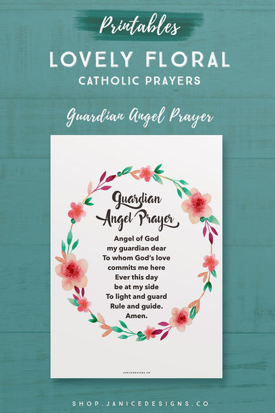 Prayer: Guardian Angel Prayer