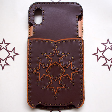 【OJAGA DESIGN iPhone XS max case OJAGA STAR