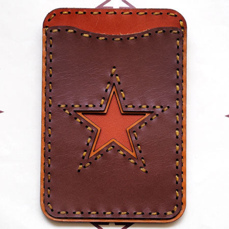 【SALE】【20% OFF】 【ojaga design: the Jaguar design Card Case (pass holder) with the path case ARIES