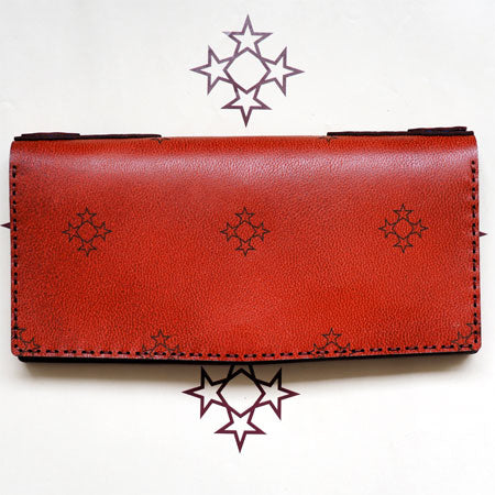 [SALE] [20% OFF] [With bonus hair elastic] [ojaga design] OJaga Design Long Wallet RIGEL