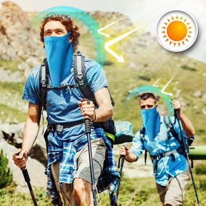 [PROMO 30% OFF] Anti-Heat Stroke Outdoors Cooling Mask