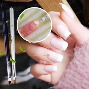 [PROMO 30% OFF] EasyFrench Tip Nail Brush