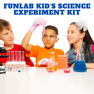 [PROMO 30% OFF] FunLab Kid's Science Experiment Kit