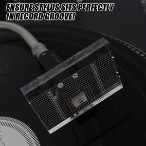 [PROMO 30% OFF] Turntable Cartridge Azimuth Ruler