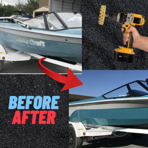 [PROMO 30% OFF] Boat Decals Remover