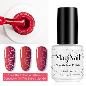 [PROMO 30% OFF] Crackle Nail Art Polish