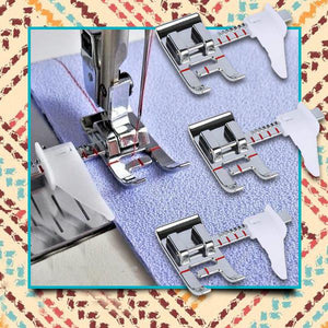 [PROMO 30% OFF] Adjustable Parallel Guide Presser Foot